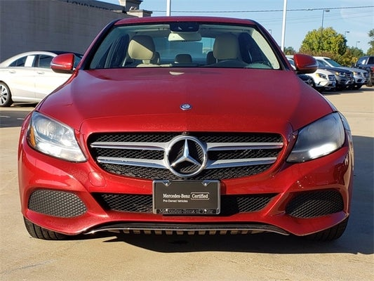 2016 Mercedes-Benz C 300 - Tyler TX area Mercedes-Benz ...