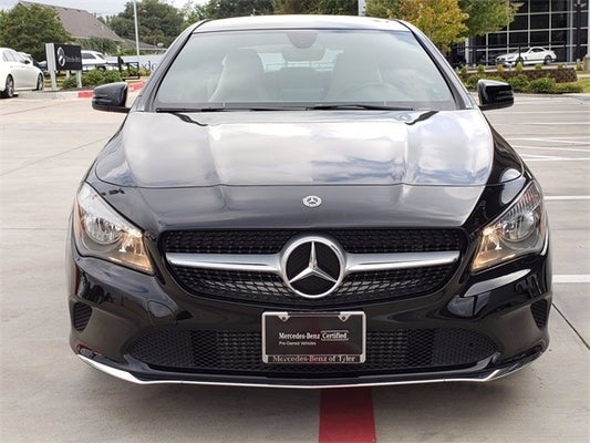 2018 Mercedes-Benz CLA 250 - Tyler TX area Mercedes-Benz ...